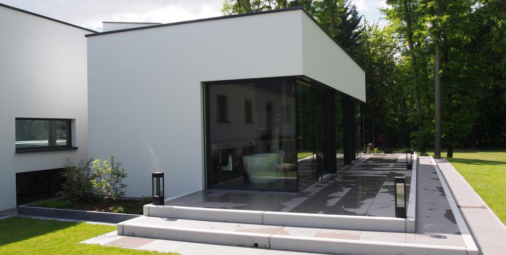 Projet CS - Un pavillon fragmenté
